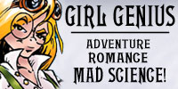 Girl Genius by Phil & Kaja Foglio